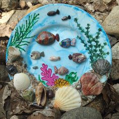 #fishes #stonepainting #art