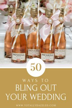 50 Ways to Bling Out Your Wedding Bling Wedding Decorations, Gold Wedding Theme, Space Wedding, Wedding Colors, Diy Wedding, Wedding Venues, Wedding Ideas, Copper Wedding, Orange Wedding