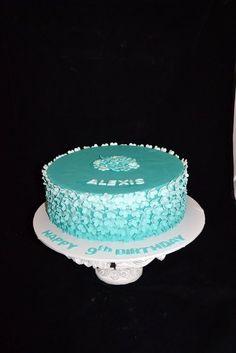 pretty girls birthday cake