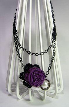 gothic romantic necklace
