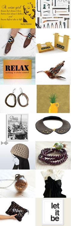 Vintage Style And More ... by Elinor Levin on Etsy--Pinned with TreasuryPin.com