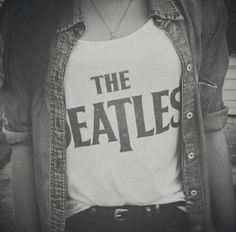 Hipster. Fashion. The Beatles.