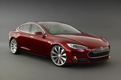 My dream car, and it's not out of reach, just later in our future. Tesla Model S Signature. All electric. 0-60 in 5.6 secs. 125mph top speed. Up to 300 mile range. Plugs in anywhere. All glass panoramic roof. Touch screen dash. Seats 5 adults AND 2 children. The battery is built into the frame, disconnects in case of a crash, liquid cooled, and state of the art rigid design. Body is aluminum-intensive. 8 air bags. 2 trunks. Starts at $52,400. I CAN'T WAIT