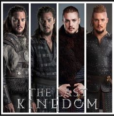 Lord Uhtred through the years as he gets wiser and stronger from Season 1 to Best Series, Tv Series, Uhtred De Bebbanburg, The Last Kingdom Series, Alexander Dreymon, The White Princess, Last Knights, Netflix, Season 4