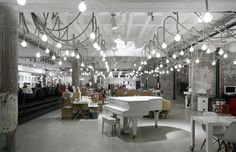 Supermarket Concept Store in Belgrade by reMiks