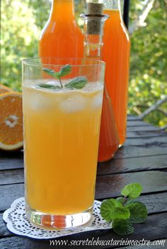 sirop de portocale, retete cu portocale, sirop de casa, portocale retete, retete de siropuri Pint Glass, Allrecipes, Beer, Tableware, Food, Syrup, Root Beer, Ale, Dinnerware
