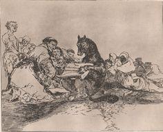 Disasters Of War, Francisco de Goya y Lucientes
