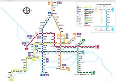 Zhuhai Railway Station Map