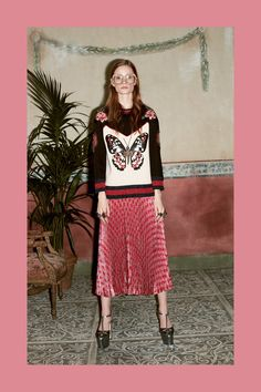 Gucci Pre-Fall 2016 Collection Photos - Vogue