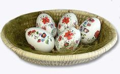 hungarian easter eggs kraslice