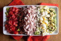 Turkey Cobb Salad