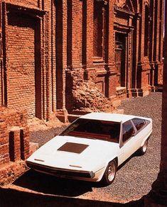 '77 Jaguar Bertone Ascot