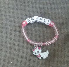 Requested bracelet from a country fair I worked st this summer.