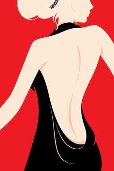 Paul Oakley does a wonderful illustration for Slimming World Magazine