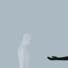 The Shadow and the Self © Gabriel Isak