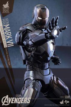 Nueva figura en edición limitada de Iron Man de Hot Toys | Todo Marvel