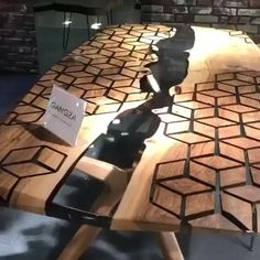 Woodworking Ideas Table, Woodworking Projects Diy, Woodworking Videos, Wood Projects, Design Projects, Diy Resin Art, Diy Resin Crafts, Wood Crafts, Epoxy Wood Table
