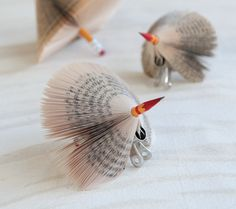 Pencil Birds Book as object: that's what happens with these Pencil Birds I created. The object tells the story and the book takes flight.  (...