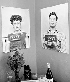 I would love to do some family mugshots in vintage clothing and black and white.  that would be so awesome...
