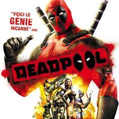 Artwork Deadpool VideoGame PS3 More here! http://lamaisonmusee.wordpress.com/