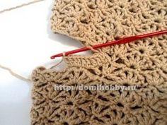 Delicadezas en crochet Gabriela: Paso a paso medias en ganchillo