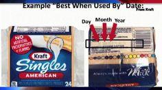 Kraft American Singles recall!!!