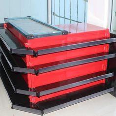 meja kasir shelving harga 3,8 juta wa 081213304075 www.dutarak.com