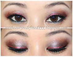 Eyes To Kill Pulp Fiction Makeup Look