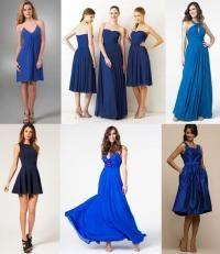 il blu e l'azzurro sono i miei colori preferiti
