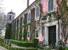 12th century Knights Templar Monastic House, Quinta da Cardiga, Golegã, Portugal