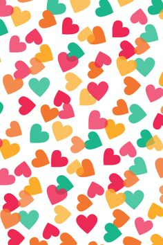 Wallpaper de corazones