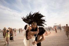 Burning Man! //Foto: Nick May & Franck Gazzola