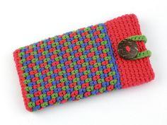 Die 80 Besten Bilder Von Gehäkelte Beuteltaschen Crochet Pouch