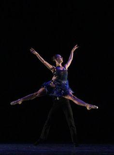 American contemporary dance
