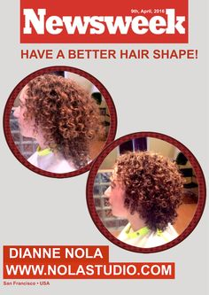 HAVE A BETTER HAIR SHAPE!! See a TRUE Curly Hair Specialist!  (This before cut was a Deva cut as well.)  #devacut #supercream #devastylist #nolastudio #diannenola #curlyhairspecialist #devadecadence #innersenseleavein #naturallycurly #goodcurls #curlystylist #curlspecialist  #californiacurls