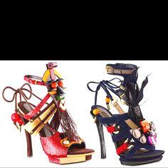 Adorable Louis Vuitton shoes