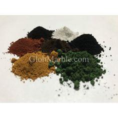 5 lbs LIGHT BUFF Concrete Color Pigment Cement Pavers Brick Stone Pottery Molds