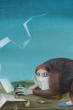 Bridget Bate Tichenor - 7 Forgotten Women Surrealists Who Deserve To Be Remembered