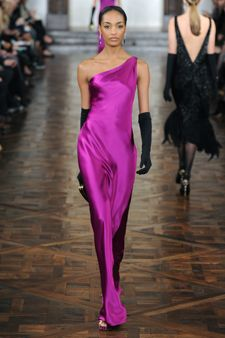 Ralph Lauren Fall '12  This color is gorgeous