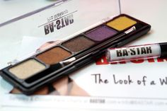 Review & Swatches: BA Star Natural Eyeshadow Palette!