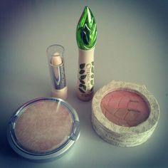Cruelty, organic and paraben free makeup
