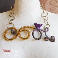 Safarisister Jewelry DIY & Inspiration | 2014 Slogan & Message Statement necklaces! #DIY #Jewelry #2014 #trend #message #slogan www.safarisister.com safarisister.etsy.com https://www.etsy.com/listing/84913579/hot-2014-trend-1-pc-giant-slogan-message?ref=shop_home_feat