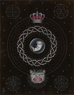 Birth of Spacetime by Daniel Martin Diaz