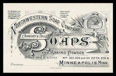 Northwestern Soap Company | Sheaff : ephemera