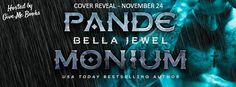 Renee Entress's Blog: [Cover Reveal & Giveaway] Pandemonium by Bella Jew...