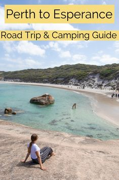 These are the best places to stop and camp on a road trip between Perth and Esperance. It includes things to do, hikes and campsite recommendations. Visit Australia, Australia Travel, Western Australia, Travel Guides, Travel Tips, Travel Advise, Travelling Tips, Australian Road Trip, Camping Guide