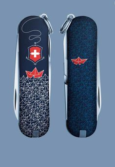 Victorinox Classic Limited Edition Sailor - you always need a knife on board