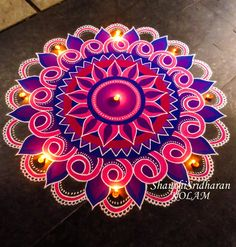 We have included beautiful diwali rangoli designs from shanthi's gallery. It's believed that rangoli designs started many centuries ago. Some refrences of rangoli designs are also available in our Easy Rangoli Designs Diwali, Rangoli Simple, Indian Rangoli Designs, Simple Rangoli Designs Images, Rangoli Designs Latest, Rangoli Designs Flower, Free Hand Rangoli Design, Small Rangoli Design, Colorful Rangoli Designs