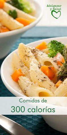 Comidas de 300 calorías, #ideas fáciles y que puedes hacerlas cuando quieras, aunque si las integras dentro de la #Dieta del Picoteo, podrás #adelgazar fácilmente.