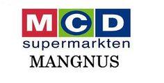 ik werk in een supermarkt, bij MCD Mangnes.
